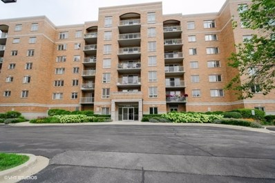 6815 N Milwaukee Avenue UNIT 411, Niles, IL 60714 - MLS#: 10477717