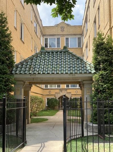 4954 N Spaulding Avenue UNIT 3, Chicago, IL 60625 - #: 10477792