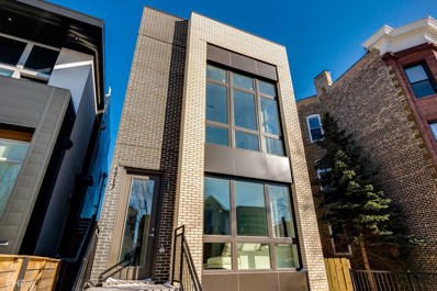 1717 N Campbell Avenue UNIT 1, Chicago, IL 60647 - #: 10477859
