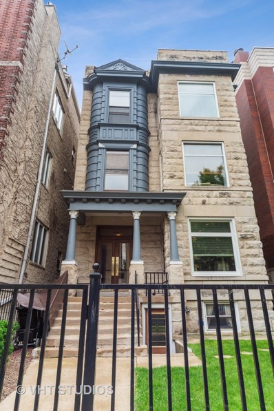 3753 N Wilton Avenue UNIT 4, Chicago, IL 60613 - #: 10477993