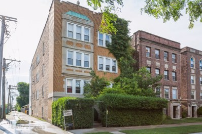 6014 N FRANCISCO Avenue UNIT 3, Chicago, IL 60659 - #: 10478044