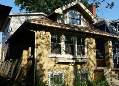 5417 N Bernard Street, Chicago, IL 60625 - #: 10478272