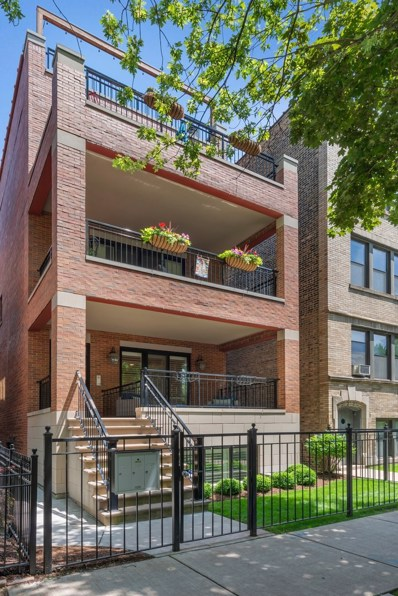 3841 N Janssen Avenue UNIT 1, Chicago, IL 60613 - #: 10478574