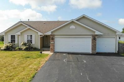162 Prairie Moon Drive, Davis Junction, IL 61020 - #: 10478721