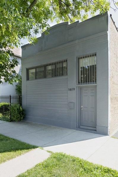 1619 N Sawyer Avenue, Chicago, IL 60647 - #: 10478901