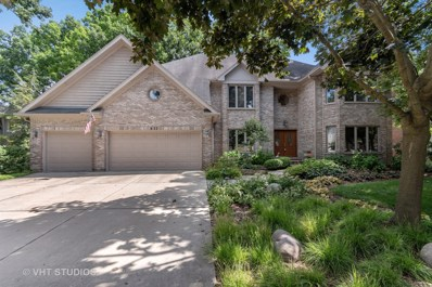 633 Christopher Lane, Carol Stream, IL 60188 - #: 10479116