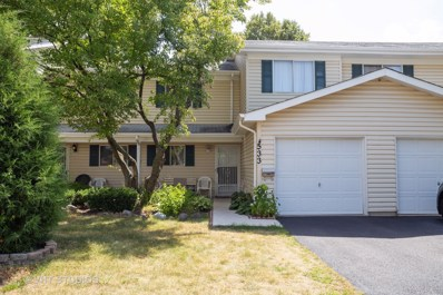 533 Alton Court, Carol Stream, IL 60188 - #: 10479324