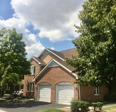 1193 S Linneman Road UNIT 1161, Mount Prospect, IL 60056 - #: 10479497