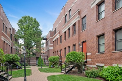 2036 W Le Moyne Street UNIT C, Chicago, IL 60622 - #: 10479550