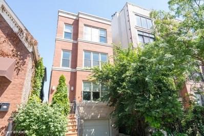 1814 W Armitage Avenue UNIT 2, Chicago, IL 60622 - #: 10479584