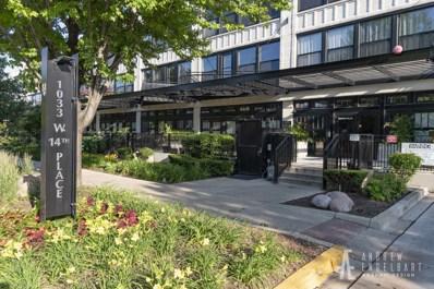 1033 W 14th Place UNIT 341, Chicago, IL 60608 - #: 10479806