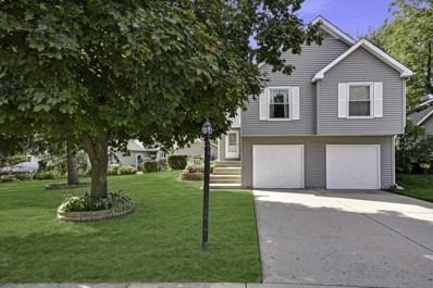 133 Abbeywood Circle, Streamwood, IL 60107 - #: 10479877