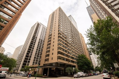 850 N Dewitt Place UNIT 21H, Chicago, IL 60611 - #: 10480187