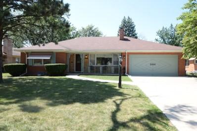 2124 Parkside Drive, Park Ridge, IL 60068 - #: 10480245