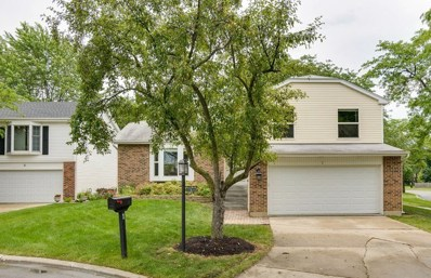 1 Oakmont Court, Streamwood, IL 60107 - #: 10480360
