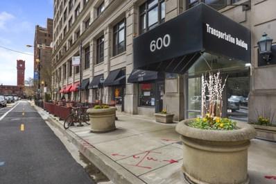 600 S Dearborn Street UNIT 1314, Chicago, IL 60605 - #: 10480373