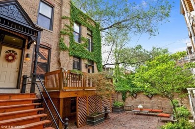 2826 N Orchard Street UNIT CH, Chicago, IL 60657 - #: 10480894
