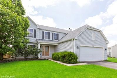 1702 Red Maple Drive, Plainfield, IL 60586 - #: 10480897