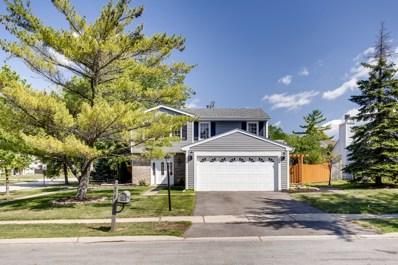 870 Stonefield Place, Roselle, IL 60172 - #: 10480962