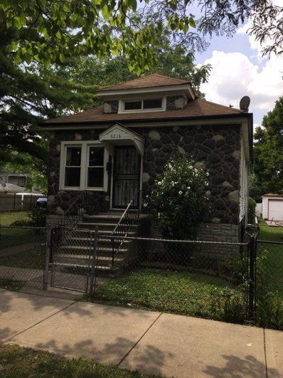 9216 S Dobson Avenue, Chicago, IL 60619 - #: 10481036