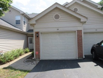99 Golfview Drive, Glendale Heights, IL 60139 - #: 10481269