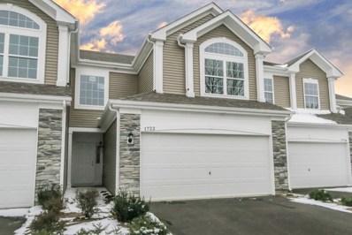 1722 Fredericksburg Lane, Aurora, IL 60503 - #: 10481322