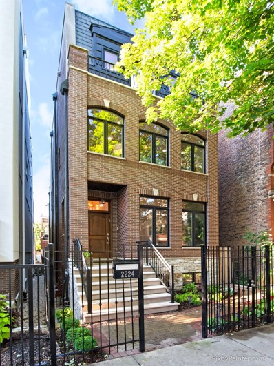 2224 W Lyndale Street, Chicago, IL 60647 - MLS#: 10481354