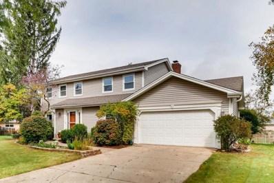 432 W Wilshire Drive, Hoffman Estates, IL 60067 - #: 10481357