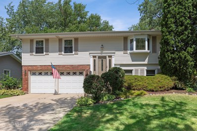 1520 Newcastle Lane, Hoffman Estates, IL 60169 - #: 10481468