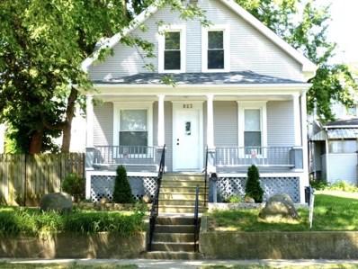 823 Cora Street, Joliet, IL 60435 - #: 10481890