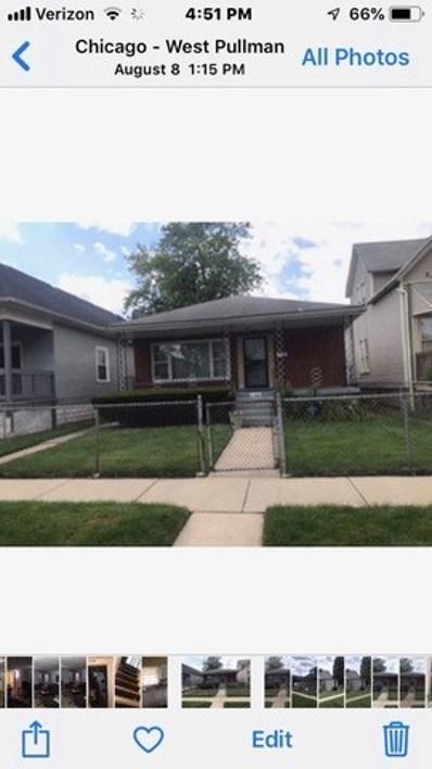 12230 S Emerald Avenue, Chicago, IL 60628 - #: 10481977