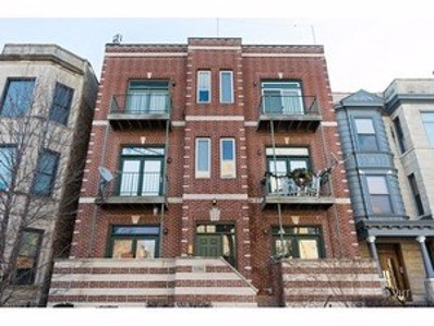 3755 N Wilton Avenue UNIT 3NW, Chicago, IL 60613 - #: 10482531