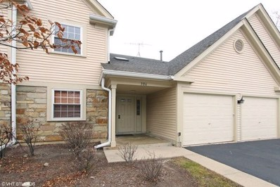 306 Glasgow Lane UNIT V2, Schaumburg, IL 60194 - #: 10482920
