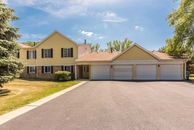 1204 Williamsport Drive UNIT 3, Westmont, IL 60559 - #: 10482923