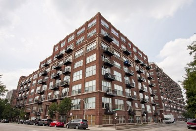 1500 W Monroe Avenue UNIT 514, Chicago, IL 60607 - #: 10483348