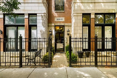 2822 N Sheffield Avenue UNIT 2N, Chicago, IL 60657 - MLS#: 10483597