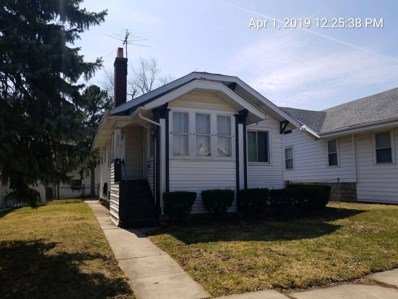 336 W 15th Place, Chicago Heights, IL 60411 - #: 10483764