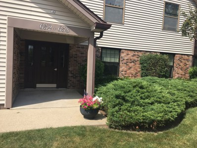 656 Hapsfield Lane UNIT 3D1, Buffalo Grove, IL 60089 - #: 10483770