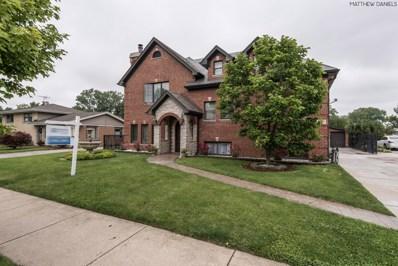 8229 Lavergne Avenue, Burbank, IL 60459 - MLS#: 10483807