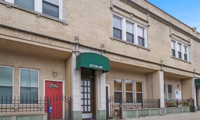 6740 16th Street UNIT B, Berwyn, IL 60402 - #: 10484311