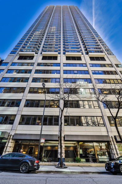 30 E Huron Street UNIT 3702, Chicago, IL 60611 - #: 10484339