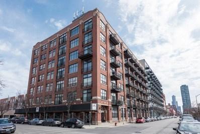 1250 W Van Buren Street UNIT 413, Chicago, IL 60607 - #: 10484432