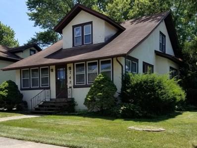 747 Rogers Street, Downers Grove, IL 60515 - #: 10484521