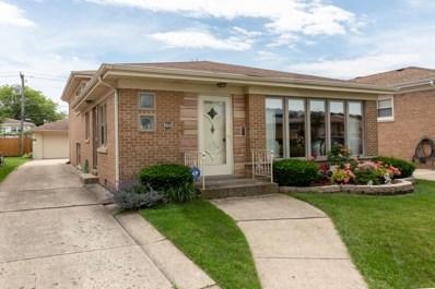 8313 W Sunnyside Avenue, Norridge, IL 60706 - #: 10484727