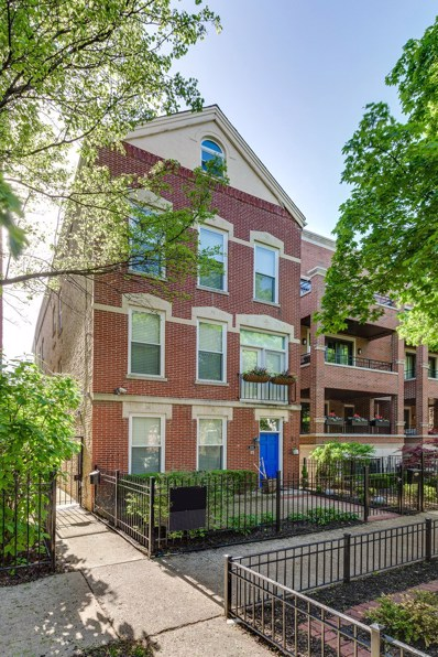 2626 N Wayne Avenue UNIT REAR, Chicago, IL 60614 - #: 10484819