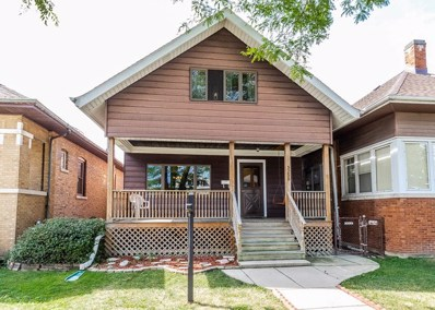 5255 W Cuyler Avenue, Chicago, IL 60641 - #: 10484841