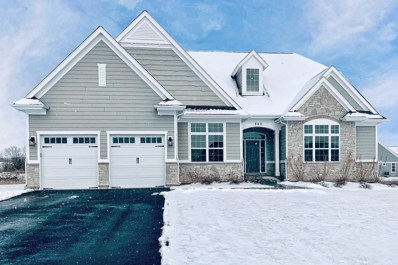 860 Hilldale Drive, St. Charles, IL 60174 - #: 10484934