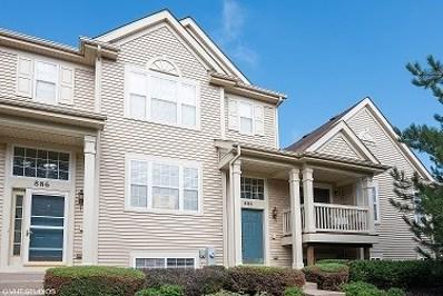 884 Emerald Drive, Pingree Grove, IL 60140 - #: 10485092