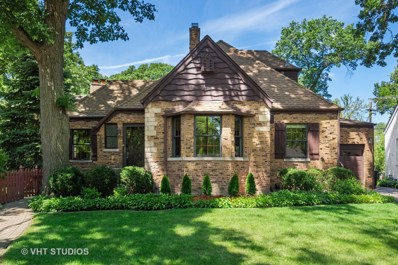 6704 N Wildwood Avenue, Chicago, IL 60646 - #: 10485270