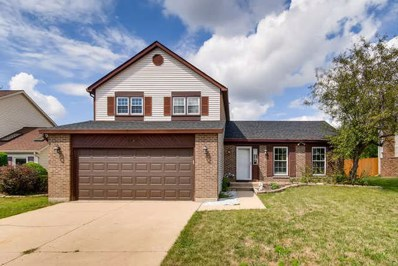1400 Candlewood Lane, Hoffman Estates, IL 60169 - #: 10485341
